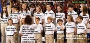 SandyHookSuperBowlSingingChildrensandyhookchildren